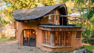 Úžasná unikátní Chata Cob | Nejkrásnější chaty | Malý dům velké bydlení
