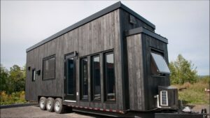 Úžasný útulný dům ORME TINY na kolech na prodej od domu Minimaliste