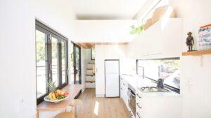 Úžasný luxus THE MOOLOOLABA 7.2 od Aussie Tiny Houses | Malý dům velké bydlení