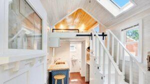 Útulný krásný drobný dům - připraven jít | Krásný malý dům