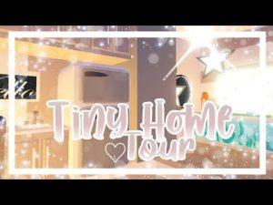 ♡ Tiny Home House Tour! ♡ ▪︎Roblox Adoptuj mě ↓︎    Oficiální ananas
