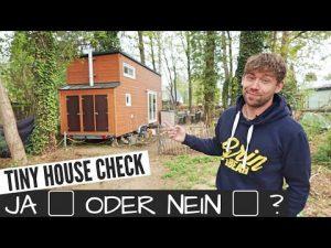 ➤ Jak zjistit, zda je pro vás malý domek vhodný! Tiny House Německo