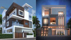 150 nápadů na design čelního náklonu pro malé domky 2020 (Hashtag Decor)