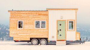 20 Cabana Drobný dům na kolech od Summit Tiny Homes | Za poznáním malého domu