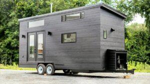 24 Foot Modern Tiny House The Kubrick