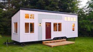 30 Laguna drobný dům na kolech ručně hnutí Za poznáním malého domu