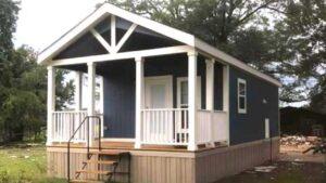 400 Sq Ft Rustikální krásný malý dům na prodej