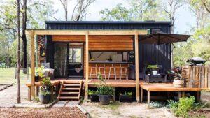 7,2 m dlouhý Teewah 7,2 maličký dům na kolech | Krásný malý dům
