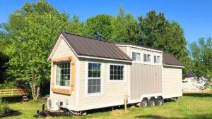 Absolutely Gorgeous Artist Retreat Tiny House Krásný malý dům