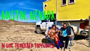 Austin Nevada v našem Truckbed Tinyhouse