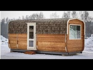 BARREL COTTAGE Europe Malý dům za méně než 15 000 $