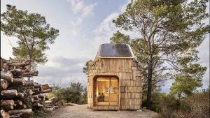 Biomimetický malý domov jako protifunkční prototyp nového urbanismu