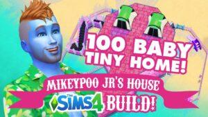 Budování 100 Baby Tiny Home