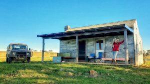DĚTSKÝ DŮM na vrcholu kopce ve VÝCHOZÍ AUSTRÁLIE | HOME TOUR | Život na farmě Austrálie