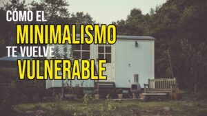 DARK SIDE MINIMALISMU a TINY HOUSE