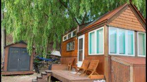 DIY TINY HOUSE Život bez dluhů za bydlení Colorado za vysoké ceny