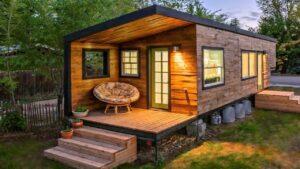 Design malého domu s nízkou cenou