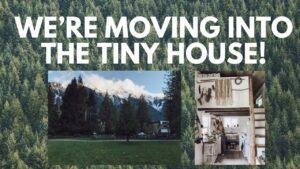 Dokončení Tinyho domu - nastěhujeme se!