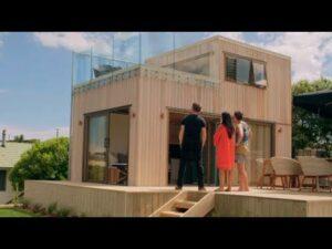 Ep 6: Vítejte zpět   Mitre 10 Tiny House s George Clarkem