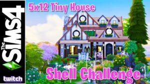 Kdo věděl, že malý může být tak velký? | Prohlídky malých domů 5x12 | The Sims 4