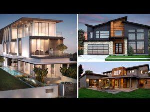 Krásné nápady pro malý dům, které jsou jednoduché a stylové