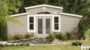 MEDCottage, malý dům navržený pro starší, úžasný design malého domu