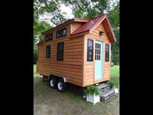 Malý dům 5 v 1 na kolech Hledáte životní styl bez dluhů?