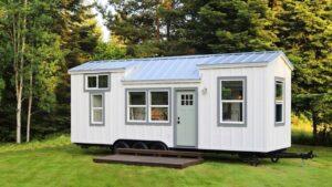 Malý dům Seabrook s přízemí Murphy Bed Životní Design Pro Malý Dům