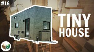 Malý dům: pro minimalistický životní styl, Cabin - FTD # 16