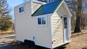 Malý dům zbrusu nový a připraven jít | Krásný malý dům
