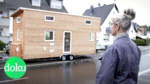 Mini dům - jak žije na 18 metrů čtverečních?   WDR doc