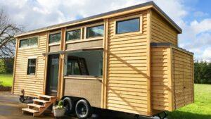Mio od Covo Tiny Houses Portland Oregon   Životní Design Pro Malý Dům
