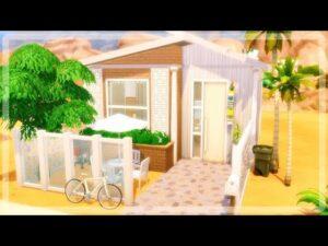 Moderní malý domácí // The Sims 4