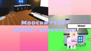 Modern Tiny Home Speed build TOUR! | Přijměte mě staví ...