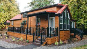 Nádherný krásný dům Hope Valley Resort Malý dům na prodej