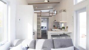 Nádherný ohromující magnólie malý dům na prodej od Minimaliste domy | Malý dům velké bydlení