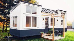 Naprosto krásný CATALINA malý domek na prodej ručně hnutí Malý dům velké bydlení
