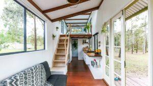 Nejkrásnější malé domy, které jsem kdy viděl | Dům Ultimate Eco Tiny House společnosti Uni Grad