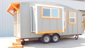 Neuvěřitelný The Ozark Tiny House on Wheels od Tiny Idahomes | Životní Design Pro Malý Dům