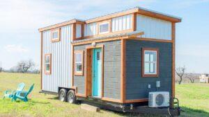 Ohromující Trailblazer Tiny House na kolečkách od Raw Design Creative Životní Design Pro Malý Dům