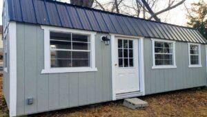 Perfect Tiny In-Law Suite $ 25K | Úžasné nápady na design malého domu