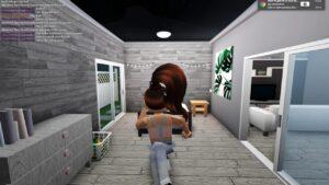 Prohlídka mě a Bear Games malý domov.
