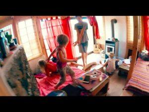 Prohlídka pokoje: Náš malý dům pro 8