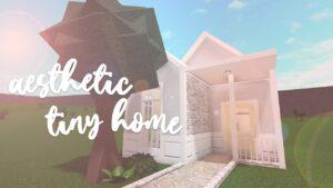 Roblox | Bloxburg: Estetický maličký domov (10k) | Stavět dům