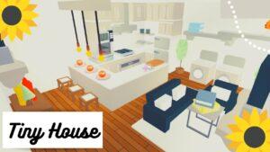 Rychlost výstavby malého domu (moderní) Přijměte mě - Roblox