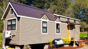SLEVA 10 000 $ LUXUSNÍ Drobný dům na prodej od společnosti Truform Tiny