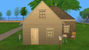 Sims 4 Speed Build- Teen Mom Tiny Home
