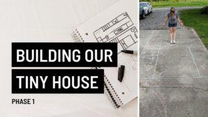 Stavba malého domu na kolech: Návrh a plánování (první kroky)