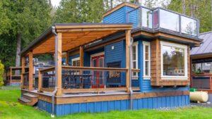 Světově nejkrásnější model chatového parku na prodej ve WA | Malý dům velké bydlení