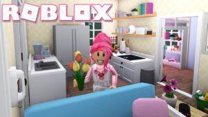 Tiny House Living! Roblox Vítejte v Bloxburgu ~ Jaro